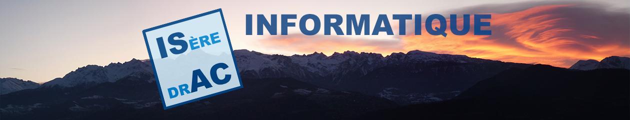ISAC Informatique